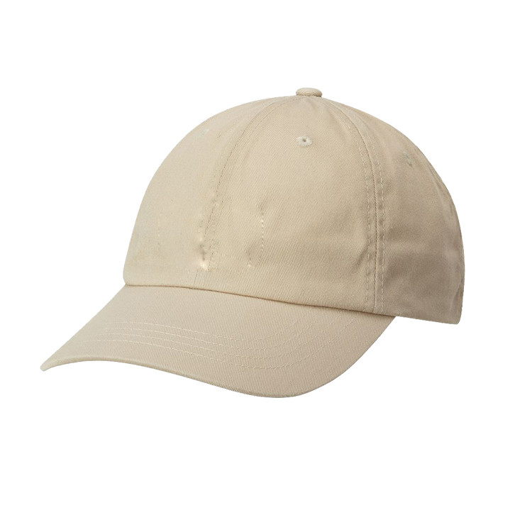 Unconstucted Cotton Youth Dad Cap / Streetwear Dad Hats Quick Dry